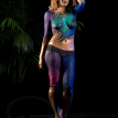 Exotic Body Painting Philadelphia PA by Jennifer Montgomery Body Painter