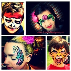 Philadelphia Face Painting Kids Birthday Parties CrazyFaces Face Painting