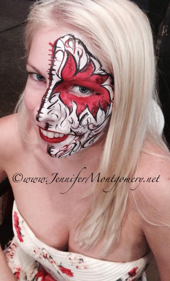 Crazyfaces Face Painting In Philadelphia Pa Miami And Key